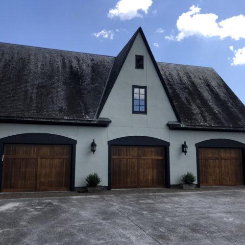 Garage Pool house